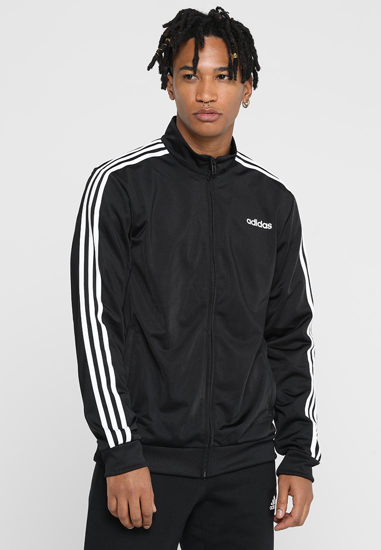 adidas Performance - Veste de survêtement - black/white