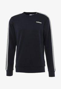 adidas Performance - Essentials 3-Stripes Sweatshirt - Bluza - legend ink/white - 4