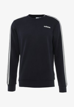 Essentials 3-Stripes Sweatshirt - Sudadera - legend ink/white