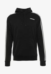 adidas Performance - Hoodie - black/white - 3