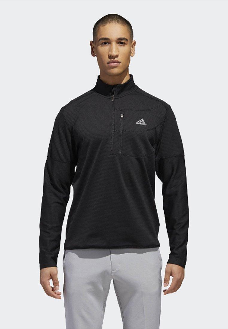 adidas Golf - CLIMAWARM GRIDDED LAYER - Sweatshirt - black