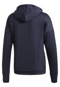 adidas Performance - ADIDAS Z.N.E. FAST RELEASE HOODIE - Zip-up hoodie - grey - 6