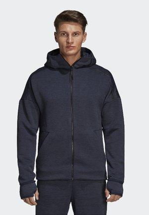 ADIDAS Z.N.E. FAST RELEASE HOODIE - Zip-up hoodie - grey