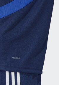 adidas Performance - TIRO 19 TRAINING TOP - Collegepaita - blue - 4