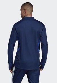 adidas Performance - TIRO 19 TRAINING TOP - Collegepaita - blue - 1