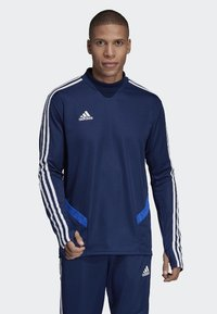 adidas Performance - TIRO 19 TRAINING TOP - Sweatshirt - blue - 0