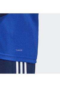 adidas Performance - TIRO 19 TRAINING TOP - Sweatshirt - blue - 5