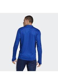 adidas Performance - TIRO 19 TRAINING TOP - Sweatshirt - blue - 1