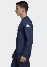 adidas Performance - FRENCH HANDBALL FEDERATION SWEATSHIRT - Sweatshirts - blue/ white - 2