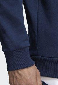 adidas Performance - FRENCH HANDBALL FEDERATION SWEATSHIRT - Sweatshirts - blue/ white - 4