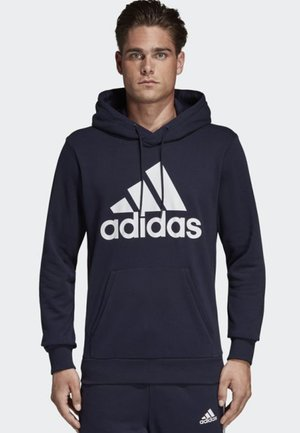 MUST HAVES BADGE OF SPORT HOODIE - Sweat à capuche - blue