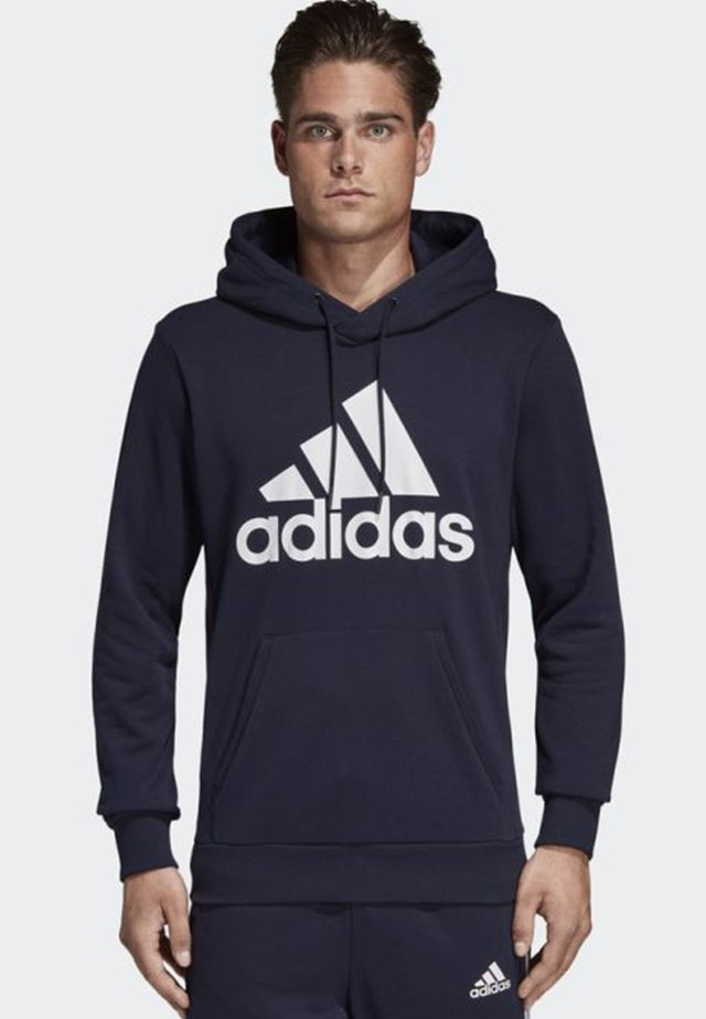 MUST HAVES BADGE OF SPORT HOODIE - Huppari - blue