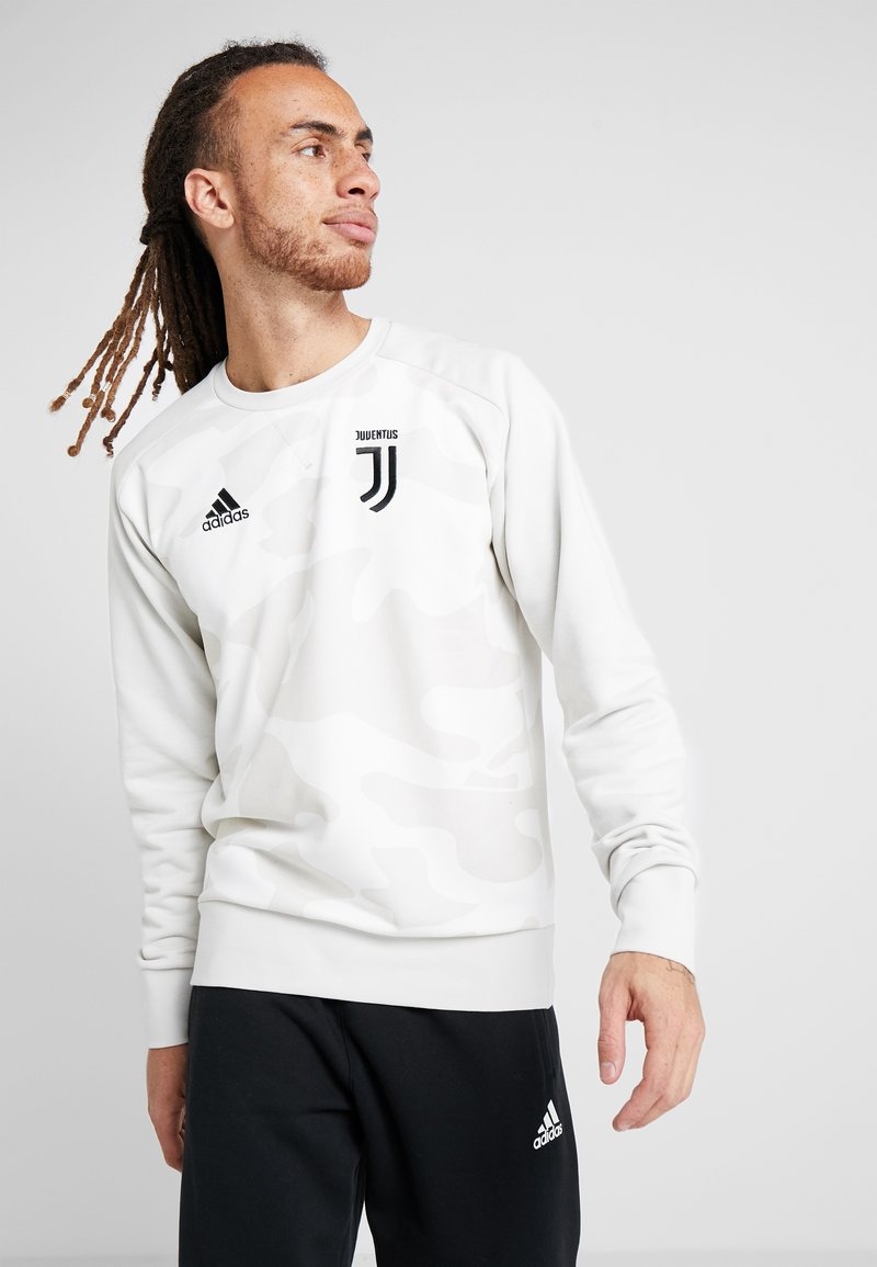 adidas Performance - JUVE - Sweatshirt - campri/raw white
