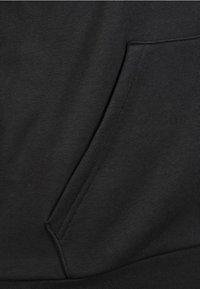 adidas Performance - Zip-up hoodie - black / white - 2
