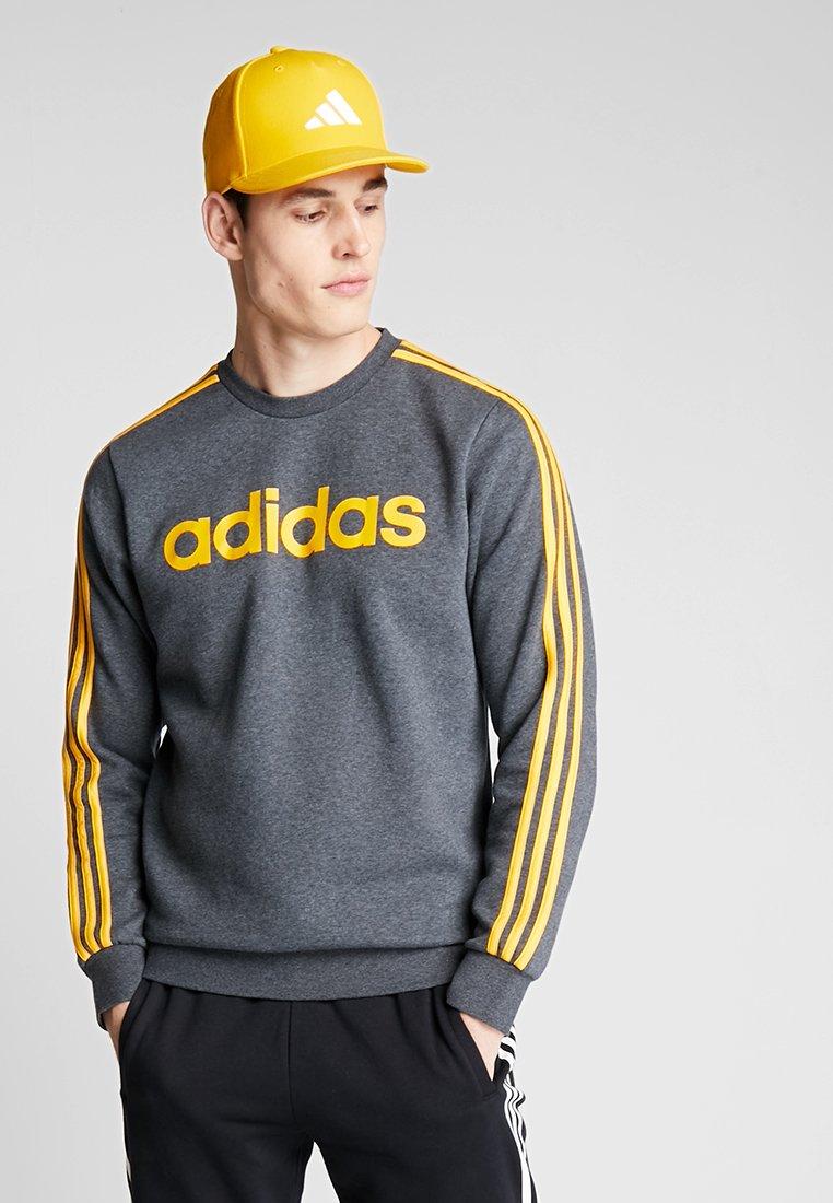 adidas Performance - CREW - Sweatshirt - dark grey