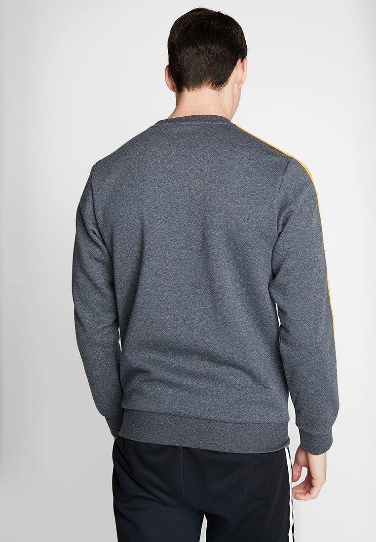 adidas Performance 3S CREW - Sweatshirt dark grey