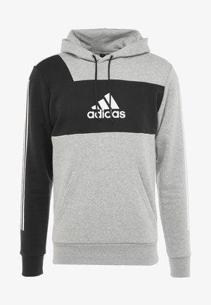 Jersey con capucha - greyh/black
