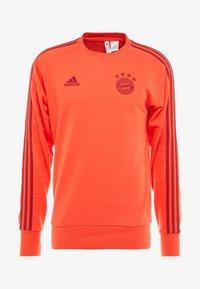 adidas Performance - FC BAYERN MÜNCHEN SWT TOP - Equipación de clubes - bright red/active maroon - 4