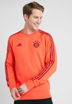 FC BAYERN MÜNCHEN SWT TOP - Fanartikel - bright red/active maroon