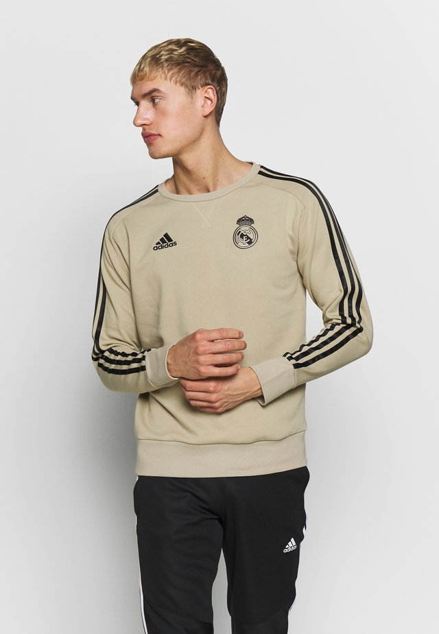 REAL MADRID SWT TOP - Pelipaita - rawgol/black