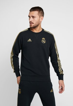 REAL MADRID SWT TOP - Article de supporter - black