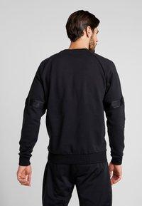 adidas Performance - TAN CREW - Sweater - black - 2