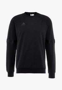 adidas Performance - TAN CREW - Sweatshirt - black - 3