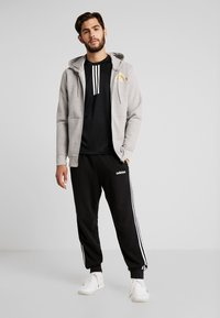 adidas Performance - SID - Hoodie met rits - medium grey heather - 1