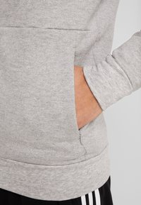 adidas Performance - SID - Hoodie met rits - medium grey heather - 4