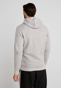 adidas Performance - SID - Hoodie met rits - medium grey heather - 2