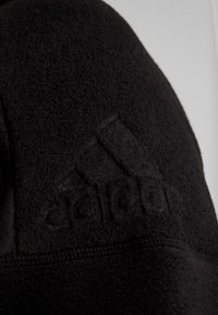 adidas Performance - Fleecová bunda - black - 3
