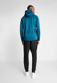 adidas Performance - WARM HOODIE - Mikina s kapucí - tech mint - 2