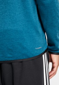 adidas Performance - WARM HOODIE - Mikina s kapucí - tech mint - 6