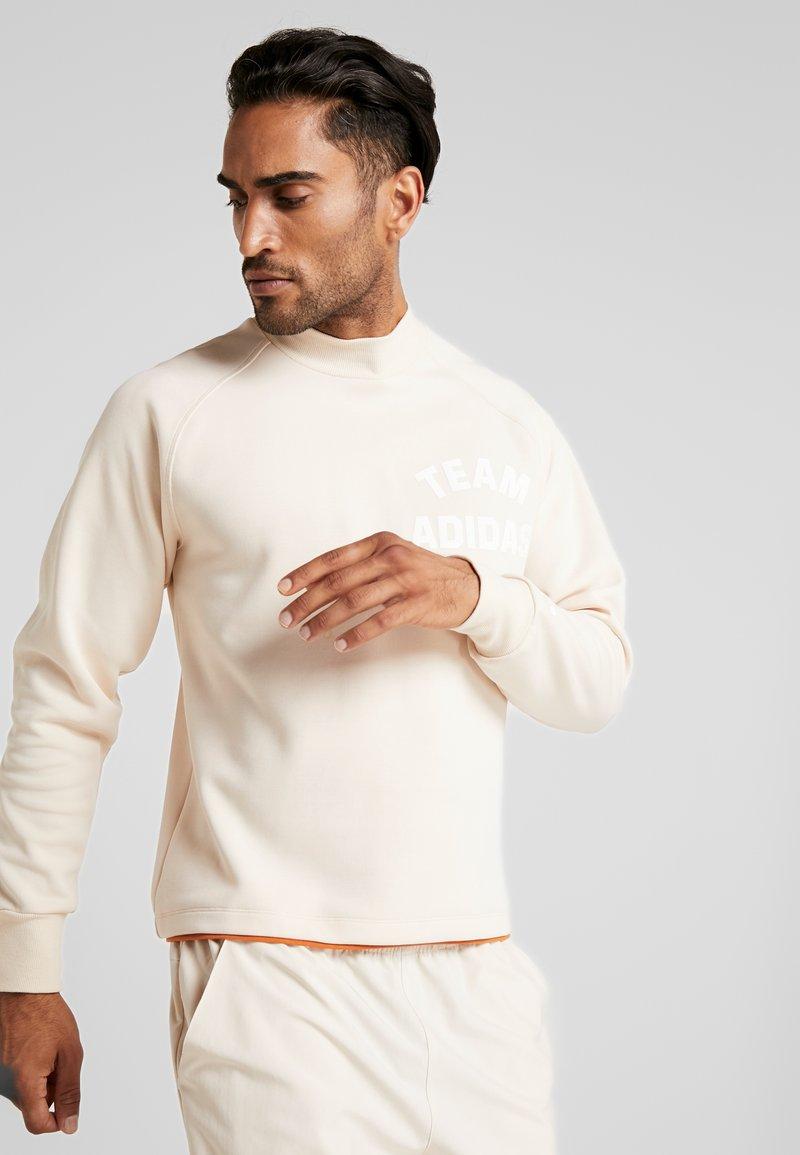 adidas Performance - VRCT CREW - Sweatshirt - off-white