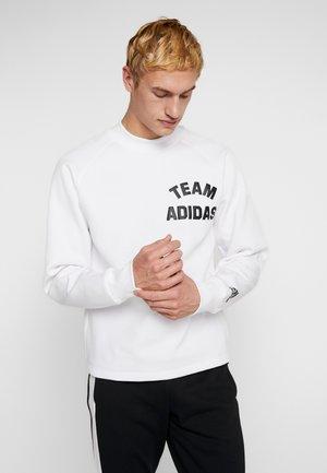 VRCT CREW - Sweatshirt - white