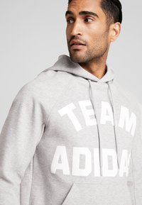 adidas Performance - VRCT HOODIE - Jersey con capucha - grey - 3