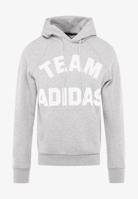 adidas Performance - VRCT HOODIE - Jersey con capucha - grey - 5