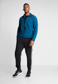 adidas Performance - POLAR - Fleece jumper - tech mineral - 1