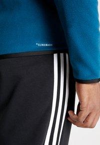 adidas Performance - POLAR - Fleece jumper - tech mineral - 7