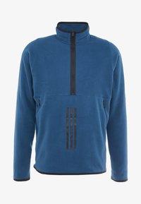 adidas Performance - POLAR - Fleece jumper - tech mineral - 6