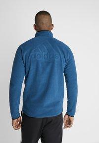 adidas Performance - POLAR - Fleece jumper - tech mineral - 2