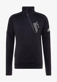 adidas Performance - Sportshirt - black - 3