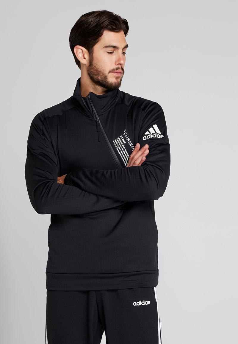 adidas Performance - Sportshirt - black