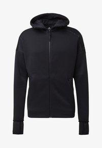 adidas Performance - ADIDAS Z.N.E. FAST RELEASE HOODIE - Zip-up hoodie - black - 7
