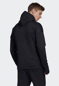 adidas Performance - ADIDAS Z.N.E. FAST RELEASE HOODIE - Zip-up hoodie - black - 1