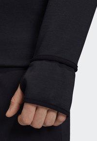 adidas Performance - ADIDAS Z.N.E. FAST RELEASE HOODIE - Zip-up hoodie - black - 5