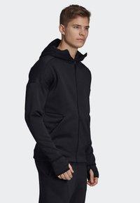 adidas Performance - ADIDAS Z.N.E. FAST RELEASE HOODIE - Zip-up hoodie - black - 3