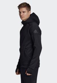 adidas Performance - ADIDAS Z.N.E. FAST RELEASE HOODIE - Zip-up hoodie - black - 2