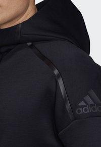adidas Performance - ADIDAS Z.N.E. FAST RELEASE HOODIE - Zip-up hoodie - black - 6