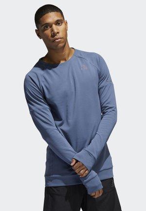 SUPERNOVA RUN CRU SWEATSHIRT - Sweater - blue